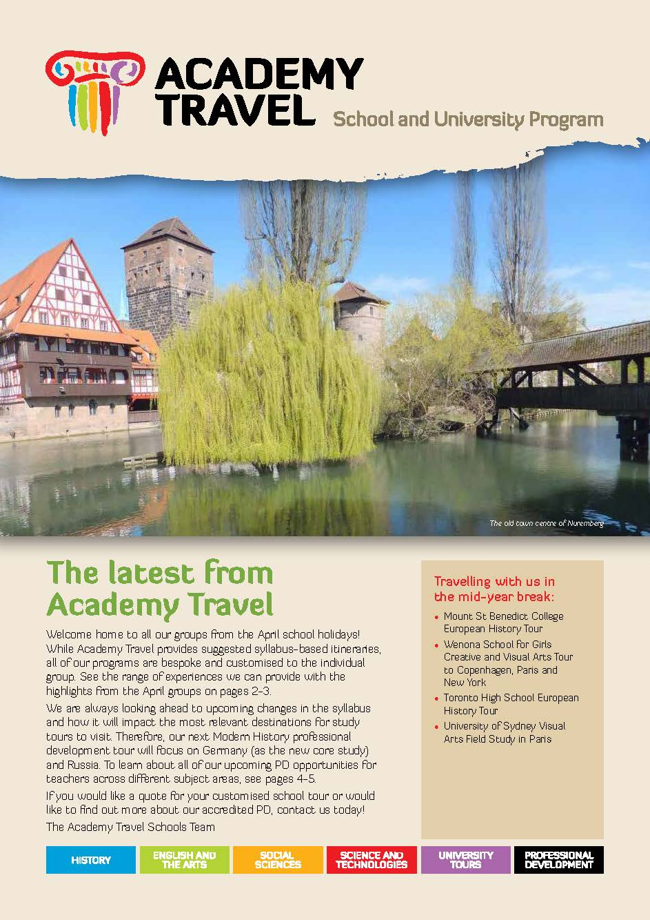 Schools-Newsletter_2017_T2 cover