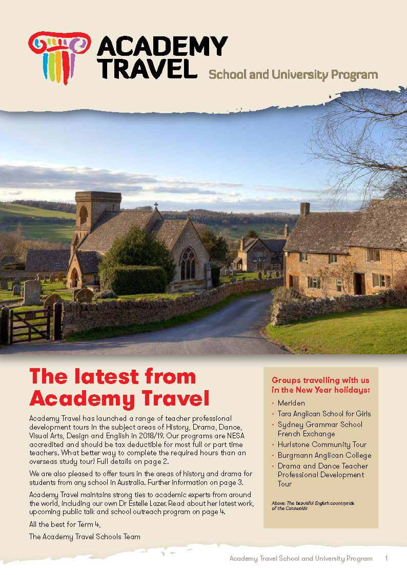 SchoolsNewsletter_2017_T4 cover
