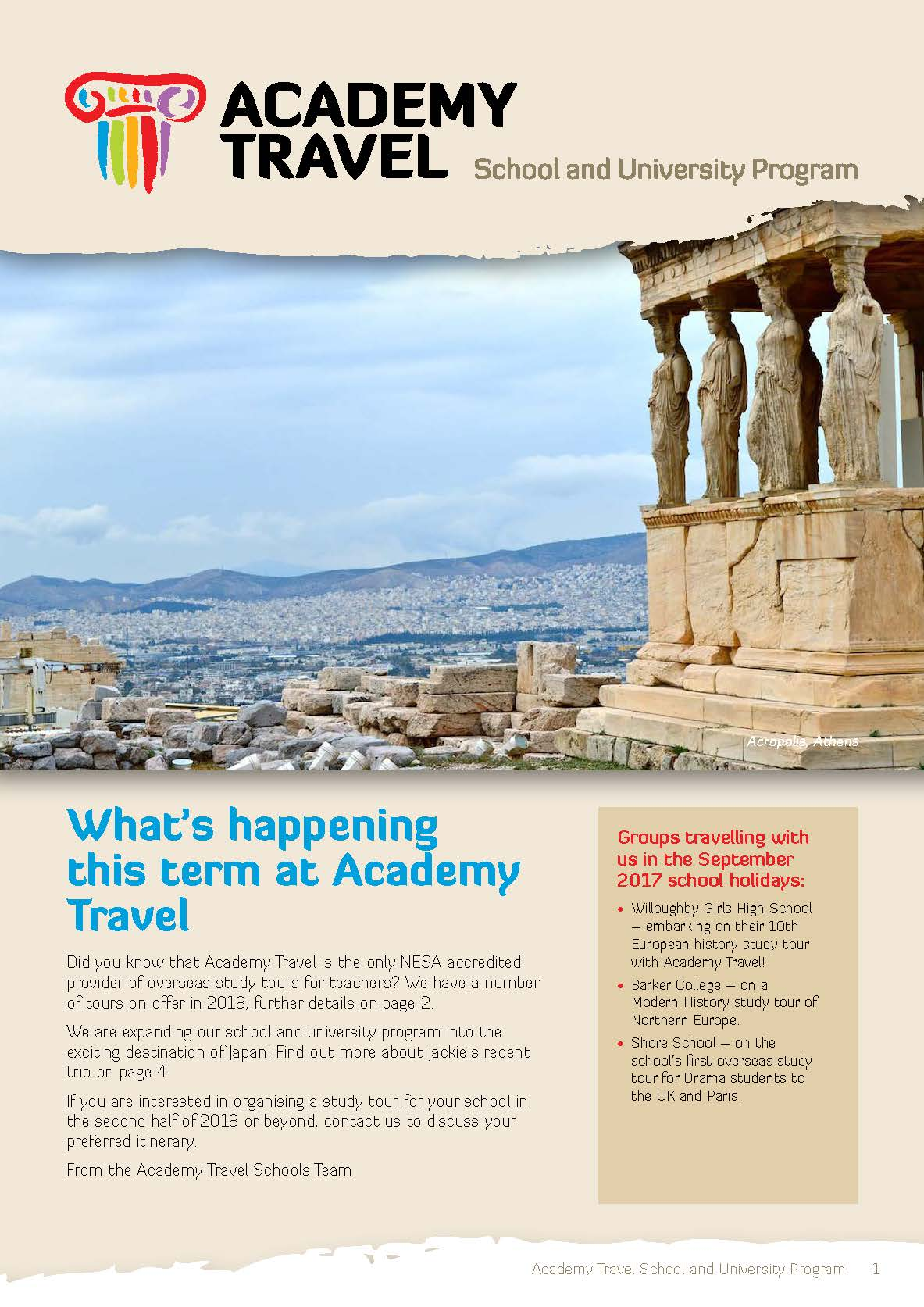 Schools_Newsletter_2017_T3 cover